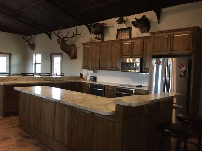 Oklahoma Hog Hunting Ranches